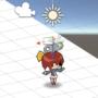 『Unity5 3D/2Dゲーム開発実践入門』でつまづいた
